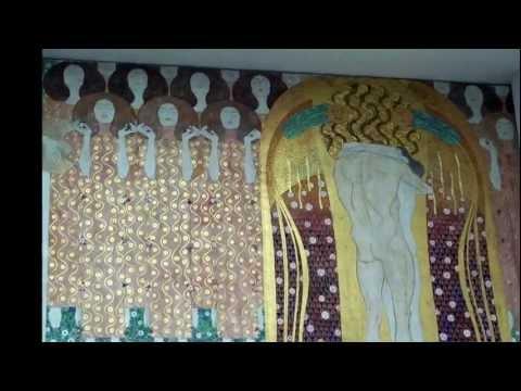 Gustav Klimt Beethoven Frieze Video Khan Academy