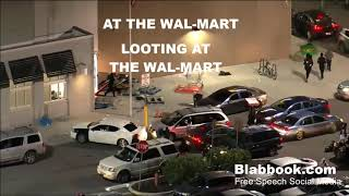 Philadelphia Walmart is Looted and Ransacked - Put to Music