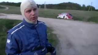 SRT: ошибки раллийного пилотирования / Mistakes of rally pilotage