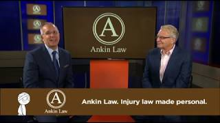 Jerry Springer in Ankin Law Personal Injury Commercial