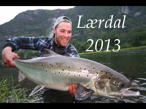 Laksefiske/Salmonfishing Lærdal 2013 Neteland Production HD