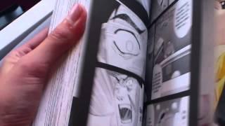 Gambar cover Manga Review #1 Elfen Lied Box 1