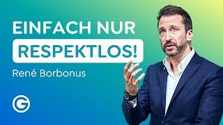 Wie Sie Ansehen bei Freund und Feind gewinnen // René Borbonus