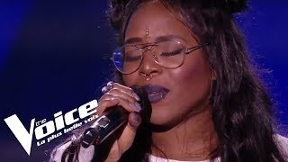 DJ Khaled Ft. Rihanna   Wild Thoughts | Karolyn | The Voice France 2018 | Blind Audition