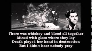 Wreck On The Highway Roy Acuff with Lyrics