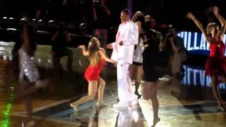 Villanova Dance Team Hoopsmania 2010 - Dancing with the Stars Dominic Cheek