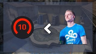 LVL 10 FACEIT IS TOO EASY FOR SKADOODLE. October 17, 2018