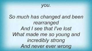 K's Choice - Always Everywhere Lyrics