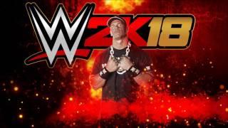 #LR WWE 2k18 John Cena - Basic Thuganomics (Arena Effects)