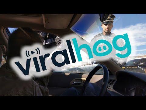 Rabiater Polizist
