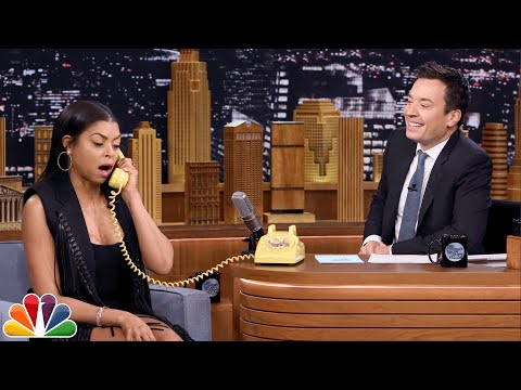 The Acting Game with Taraji P. Henson