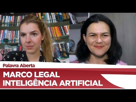 Luísa Canziani fala sobre a regulamentação da inteligência artificial no Brasil - 01/10/21