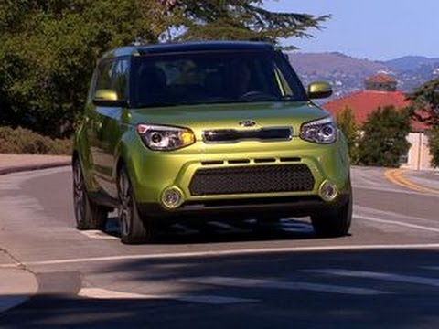 Car Tech - 2014 Kia Soul