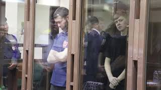 """Суд """"Кокорин-Мамаев"""": как оглашали приговор"""