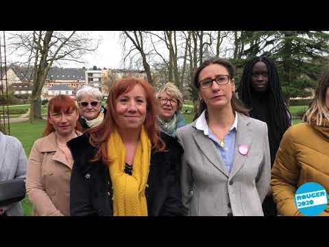 Journée international des droits des femmes