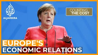 Europe's economy: Between rising China and Trump's US | Counting the Cost