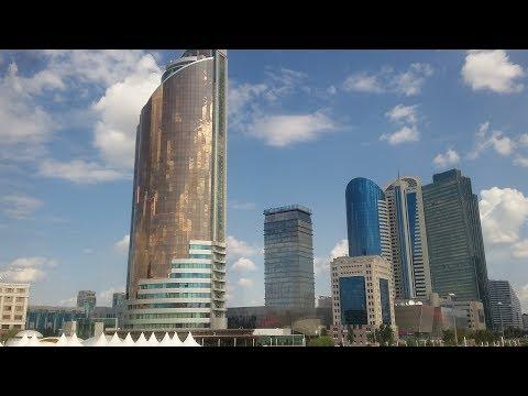 АСТАНА. ДОСТОПРИМЕЧАТЕЛЬНОСТИ. ОБЗОР 2017