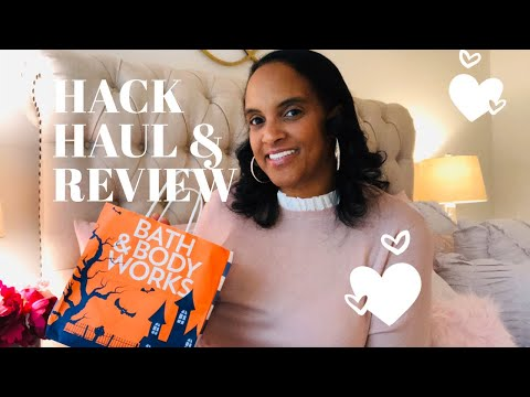 Bath & Body Works Haul Hack & Review by The Frugalnista