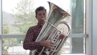 F Tuba Harmonics