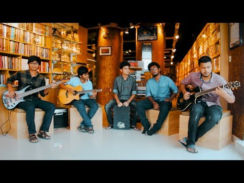 Poth Chola (পথ চলা) - ARTCELL | A Cover By BUFFERING |