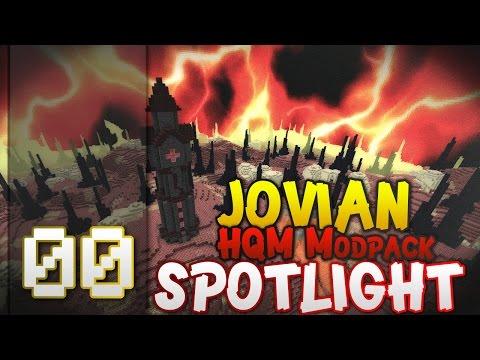 "Minecraft - ""JOVIAN""- FTB -HQM - ""MOD PACK SPOTLIGHT"" - EP 00"