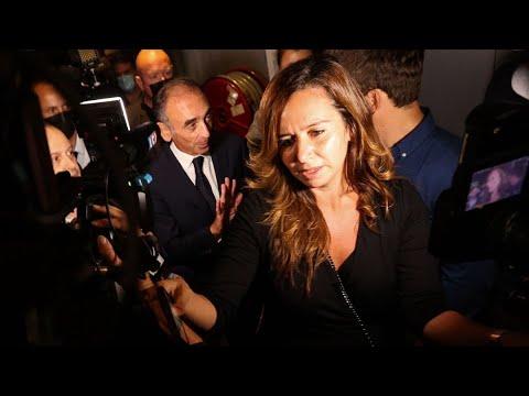 Eric Zemmour : Sa conseillère Sarah Khnafo… une ex de Louis Sarkozy ?