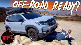 Honda Passport Trailsport PREMIERE: Top 10 Reasons Why This Is The Most Dirt-Worthy Passport!