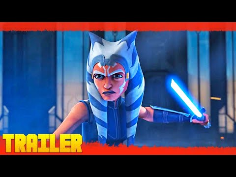 Trailer Star Wars: The Clone Wars