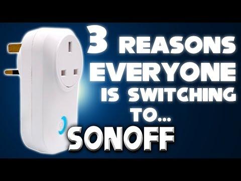 Is the Shelly 1 better than the Sonoff Basic? - смотреть онлайн на