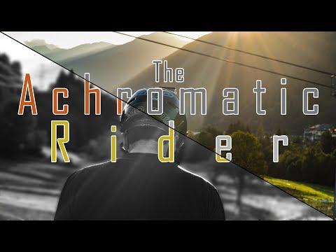 The Achromatic Rider - Combattere l'acromatopsia con la Mountain-bike