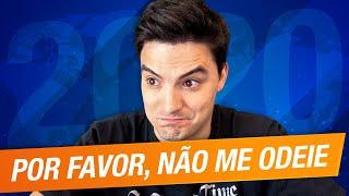 Neste vídeo, Felipe fala sobre as novidades do canal em 2020! INSCREVA-SE NO CANAL CRIAATIVO - https://www.youtube.com/channel/UCt6GTuePbI2JZ8unil2geLA  COMPRE O LIVRO NOVO! - https://www.felipenetolivros.com.br/  SEJA MEMBRO! - https://www.youtube.com/felipeneto/join