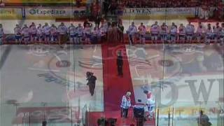 """Habs Elmer Lach and Emile """"Butch"""" Bouchard get their numbers retired"""