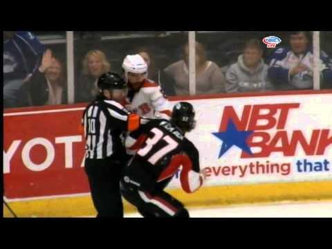 Mike Angelidis vs. Chris Wideman
