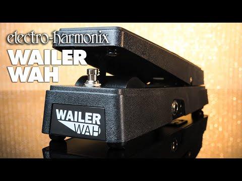 ELECTRO HARMONIX Wailer Wah Kytarový efekt