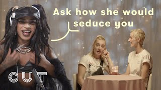 Getting Guidance On My First Queer Date | In Your Head | Cut