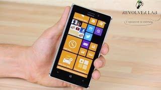 Обзор Nokia Lumia 925 от RevolverLab.com