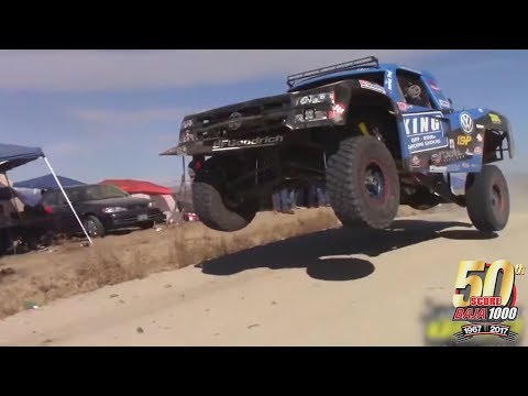 Baja 1000 Trophy Truck Protected with Ceramic Pro