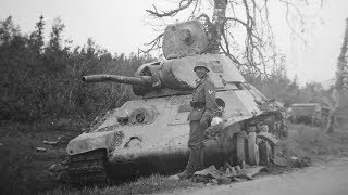 The over-rated (early!) T-34