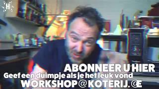 Koterij #36 De Workshop Wordt Getest