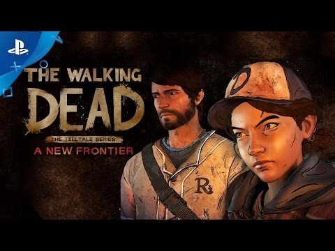 Trailer de The Walking Dead: A New Frontier Complete Season