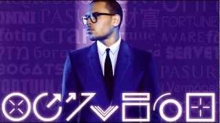Chris Brown - Touch Me feat. Sevyn (Audio)  Fortune Album
