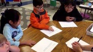 2nd Grade Writing Group