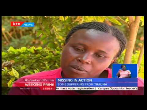 KTN Prime: Some families in Kirinyaga County yet to know fate of missing KDF soldiers