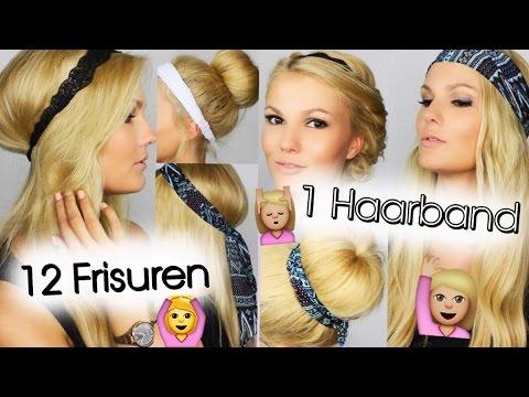 1 Haarband - 12 Frisuren | SatHairDay