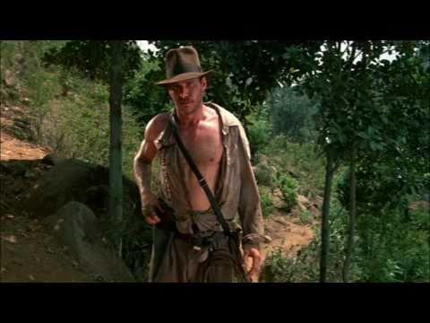 Video trailer för Indiana Jones and the Temple of Doom (1984) - Movie Trailer [HD]