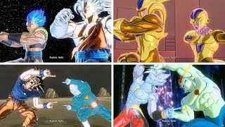 Overpowered Fusions Galore - Dragon Ball Xenoverse 2 Mods