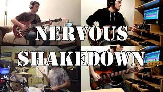 AC/DC fans.net House Band: Nervous Shakedown Collaboration HD
