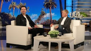 Full Interview: Bill Hader on Being Haunted by a Ghost Cat and Working Out