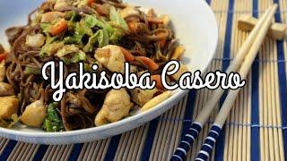 Yakisoba Casero
