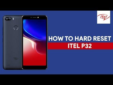 How To Hard Reset Itel P32 - [romshillzz]